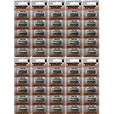 Powertron 23A A23 12V Alkaline Battery (50 Pack)