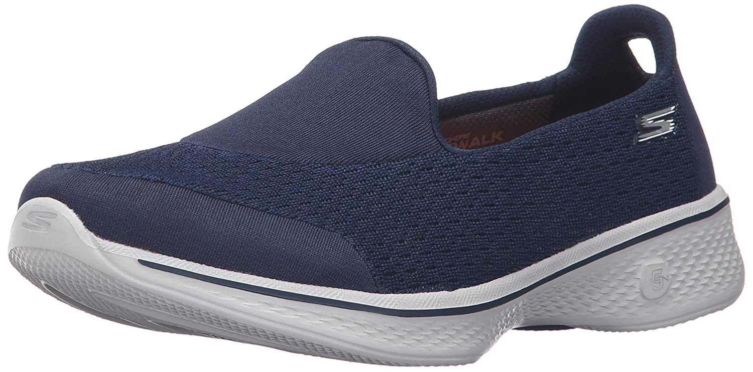 Skechers Damen Go Walk 4-Pursuit Sneaker: Amazon.de: Schuhe & Handtaschen
