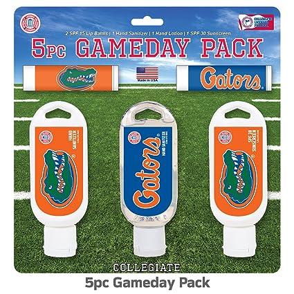 Lip Balm NCAA - Florida Gators Virgin Olive Oil Contour Eye Cream - 1.01 oz. by Olivella (pack of 3)