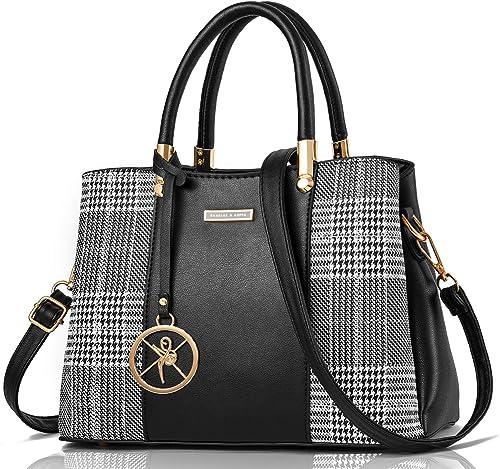 Maysurban Women Handbags and Purses Designer 2020 Top Handle Bag ...