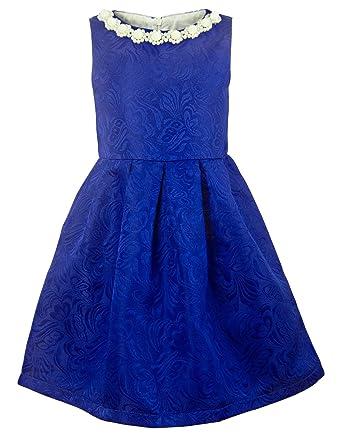 Kleid fur madchen in blau