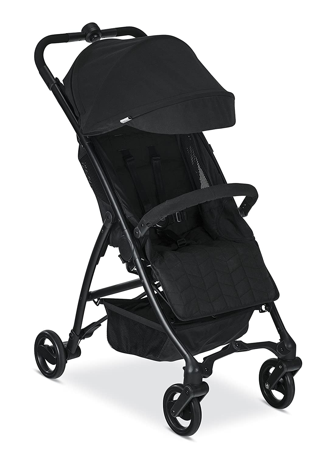 Britax B-Mobile Lightweight Stroller, Raven Britax USA - 3 Day Shipping U811919