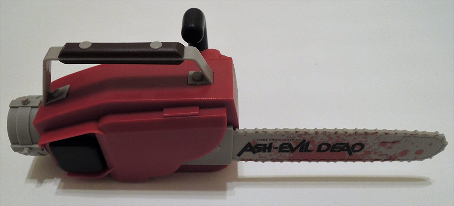 'Ash vs. Evil Dead' Chainsaw Replica Power Bank - Loot Crate DX Exclusive October 2016