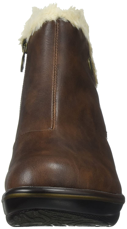 JBU by Jambu Women's Mesa Ankle Bootie B01MYHCJQT 6.5 B(M) US|Brown