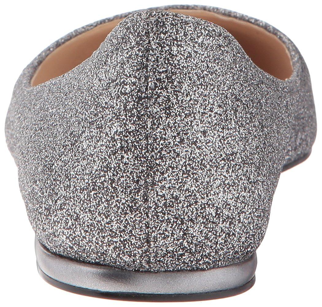Nine West Women's Speakup Metallic Pointed Toe Flat B01MAVR0J7 Parent