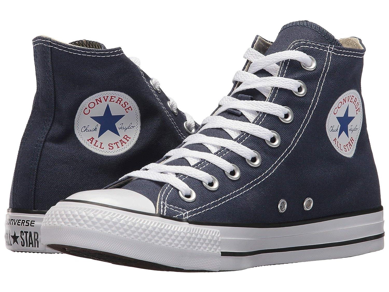 66402e380f Amazon.com | Converse Unisex Chuck Taylor All Star Hi Top Optical White  Sneaker | Fashion Sneakers