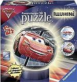 Ravensburger 11818 - Puzzle - 3D - 72 Pièces - Cars 3 Lumineux