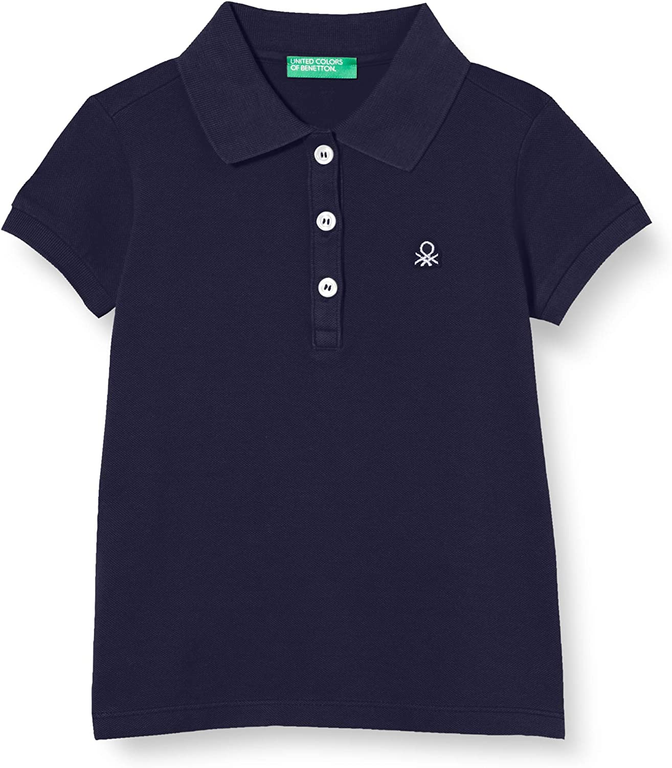 United Colors of Benetton Girls Maglia Polo M//M Shirt