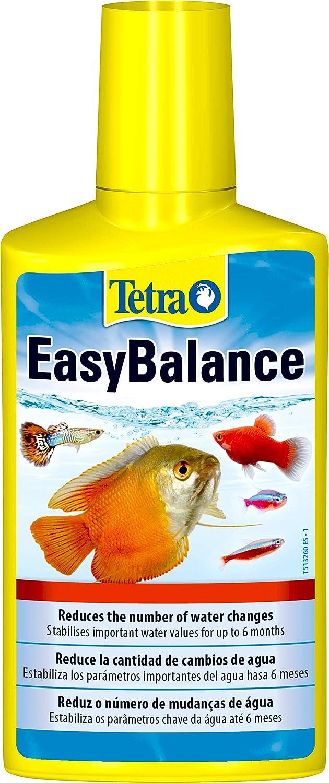 Tetra EasyBalance 250 ml - Estabiliza valores importantes del agua hasta seis meses, lo que permite atrasar el siguiente cambio de agua