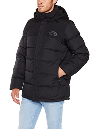 The North Face Men s M Nuptse Ridge Parka  Amazon.com.au  Fashion 6fd4324a7