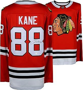 Patrick Kane Chicago Blackhawks Autographed Red Fanatics Breakaway Jersey -  Fanatics Authentic Certified 985de865d