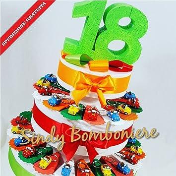 Bonboniere Für Feiern Ihr Zum 18 Geburtstag 18 Jahre