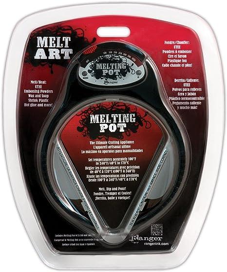Wax Melter UTEE Ranger Melting Pot Melt Art Crafts,