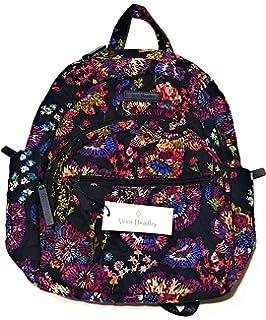 Vera Bradley Essential Compact Backpack - Midnight Wildflowers bb8693d6797f2