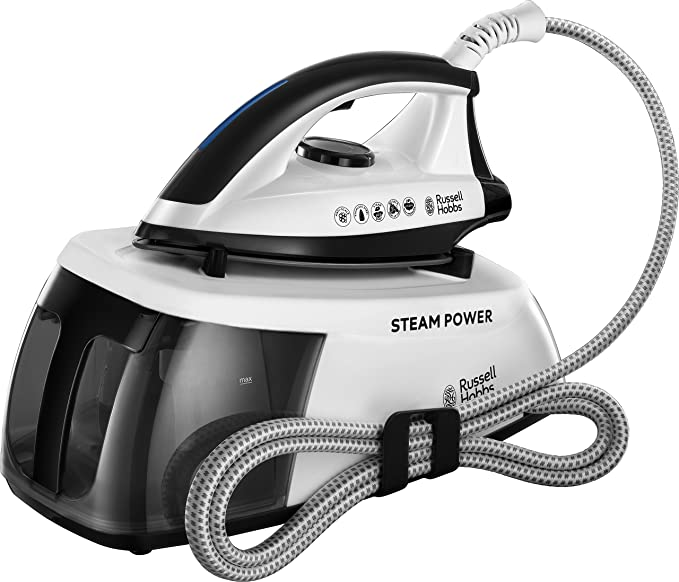 Russell Hobbs 24420 Steam Generator Iron - Small and Compact