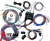 81nvGz8yhML._AC_UL160_SR160160_ amazon com american autowire 510089 wiring harness for chevy Wire Harness Assembly at alyssarenee.co