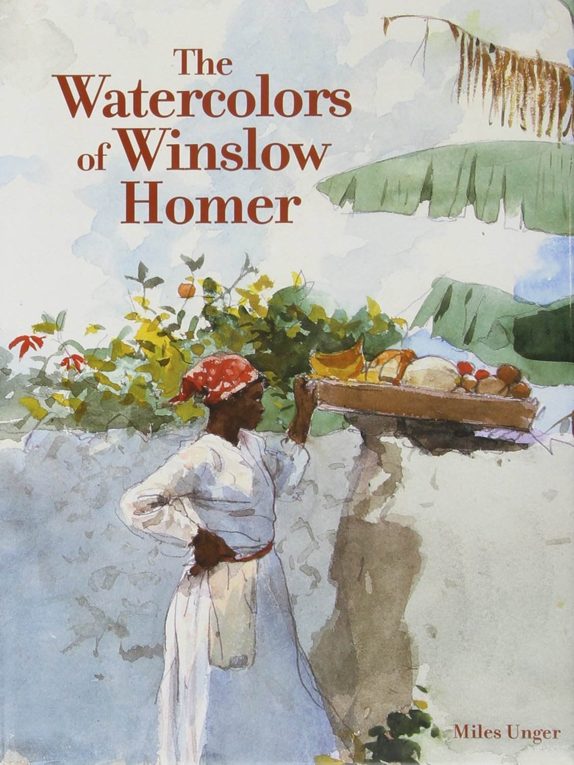 Watercolor books amazon - The Watercolors Of Winslow Homer Winslow Homer Miles Unger Arnold Skolnick 9780393020472 Amazon Com Books