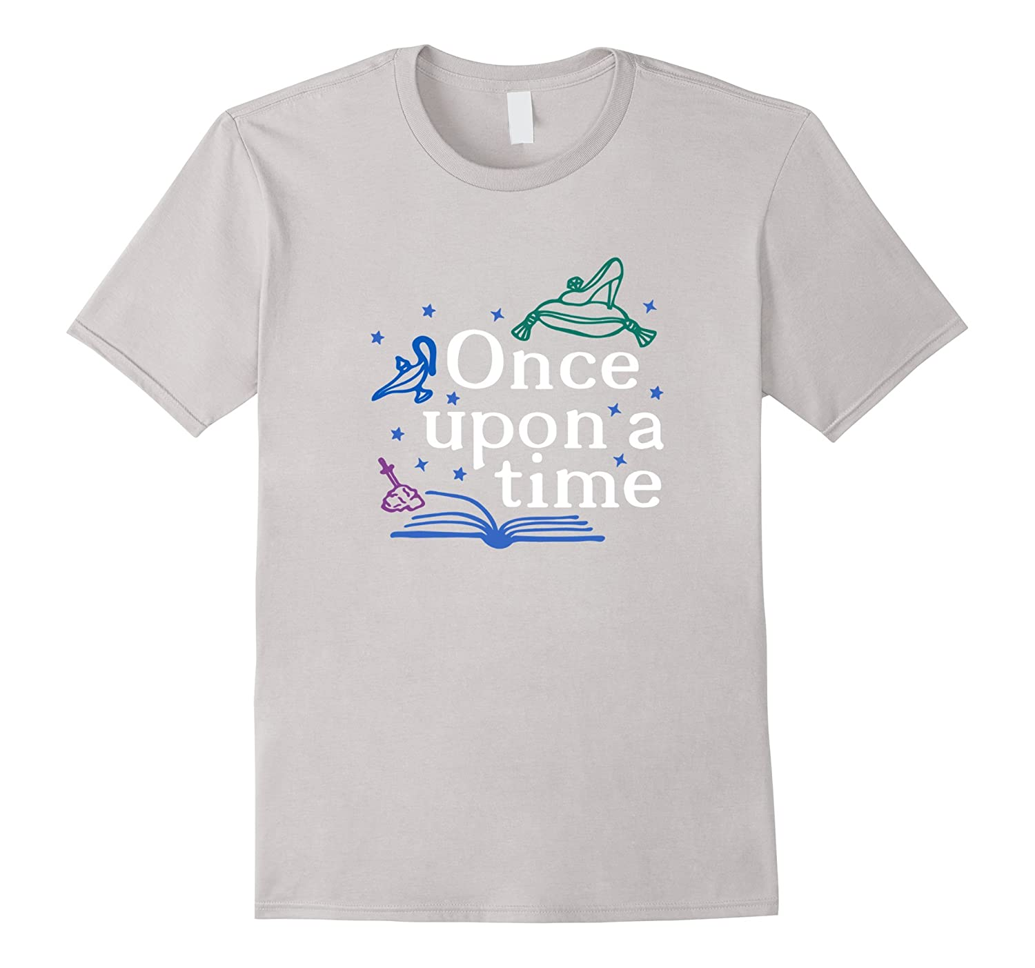 Once Upon A Time Classic Fit Tshirt-Art