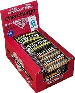 Chia Charge mini flapjack 18 semillas paquete -chia - bar energía ...