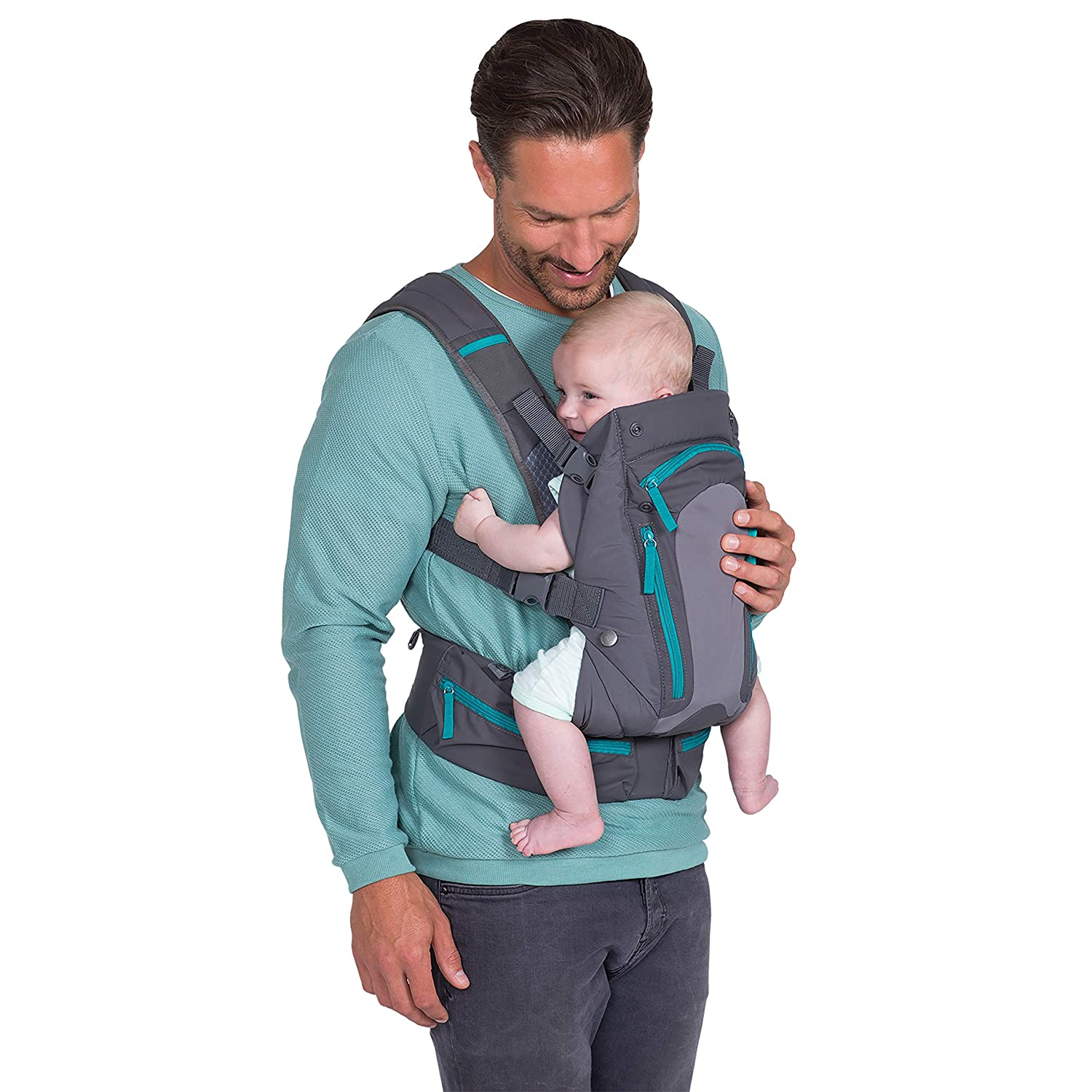 In the midst of all the beautiful first-time Dad moments, there are times that Dad might feel completely used up. This baby carrier will free his hands so he can do other works or maybe have some time for himself while keeping his baby by his side all the time.