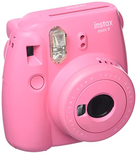 Fujifilm Instax Mini 9 - Kit Divinity para cámara instantánea Instax Mini 9, Carga de