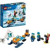 LEGO City Arctic Exploration Team 60191 Building Kit (70 Piece)