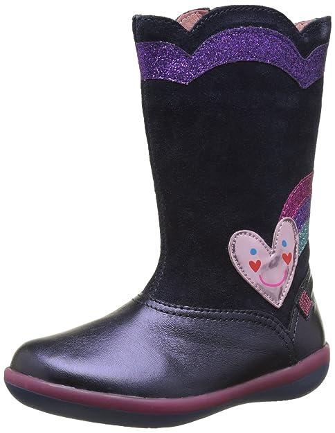 Agatha Ruiz De La Prada171924a - Botines Niñas, Color Azul, Talla 24: Amazon.es: Zapatos y complementos