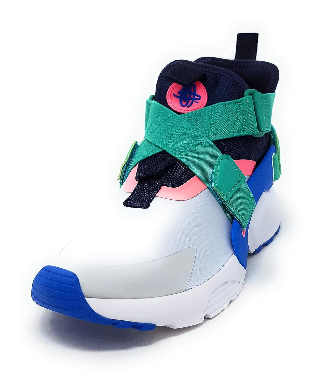 best sneakers 18952 727dd Nike Wmns Air Huarache City Bleached Aqua Pink AH6787-400. Nike Huarache  City (GS) Pure Platinum Blue Nebula 4 Y ..