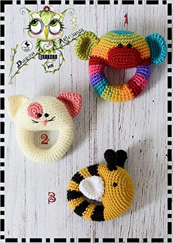 PATTERN: Kaylie the Kitten - Crochet cat pattern - amigurumi cat ... | 500x355