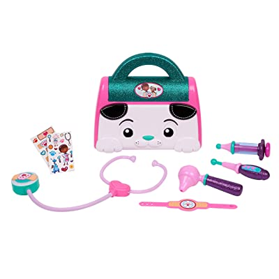 Doc McStuffins Pet Rescue Doctor's Bag Set: Toys & Games