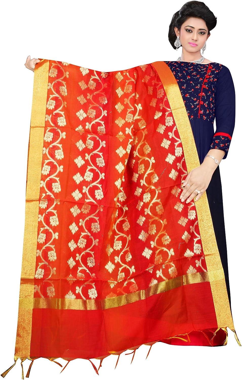 Women's Zari Work Indian...