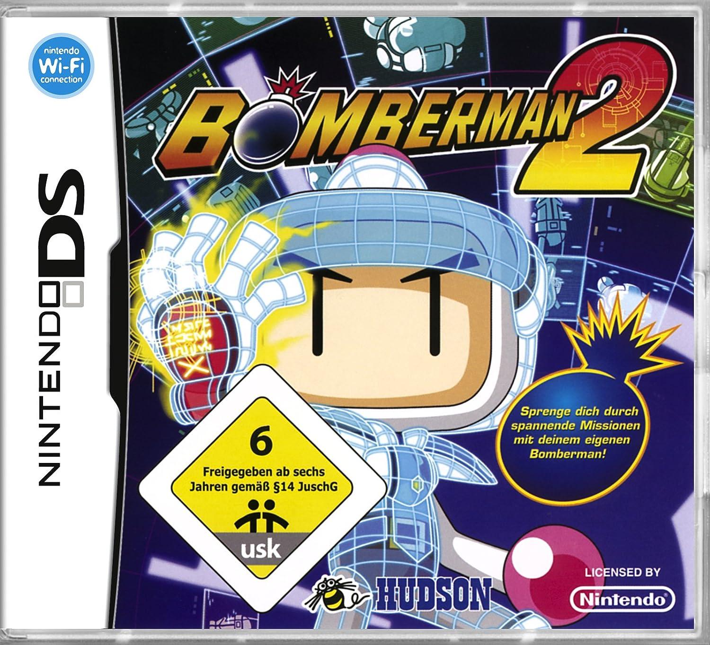 BOMBERMAN 2 / SOLO CARTUCHO / Nintendo DS Juego Compatible TODAS Nintendo DS LITE-DSI-3DS-2DS-XL-NEW en ESPANOL Multi-Idiomas ** ENTREGA 2/3 DÍAS LABORABLES + NÚMERO DE SEGUIMIENTO **: Amazon.es: Videojuegos