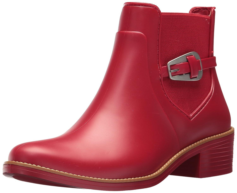 Bernardo Women's Pansie Rain Boot B06XYXP371 8 B(M) US|Haute Red Rubber