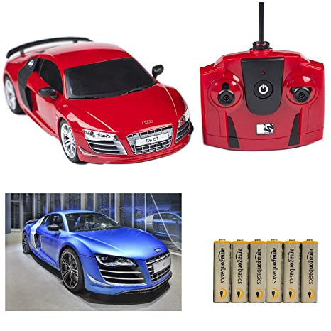 Amazoncom Boredproof The Audi R GT Remote Control Car Experience - Audi remote control car
