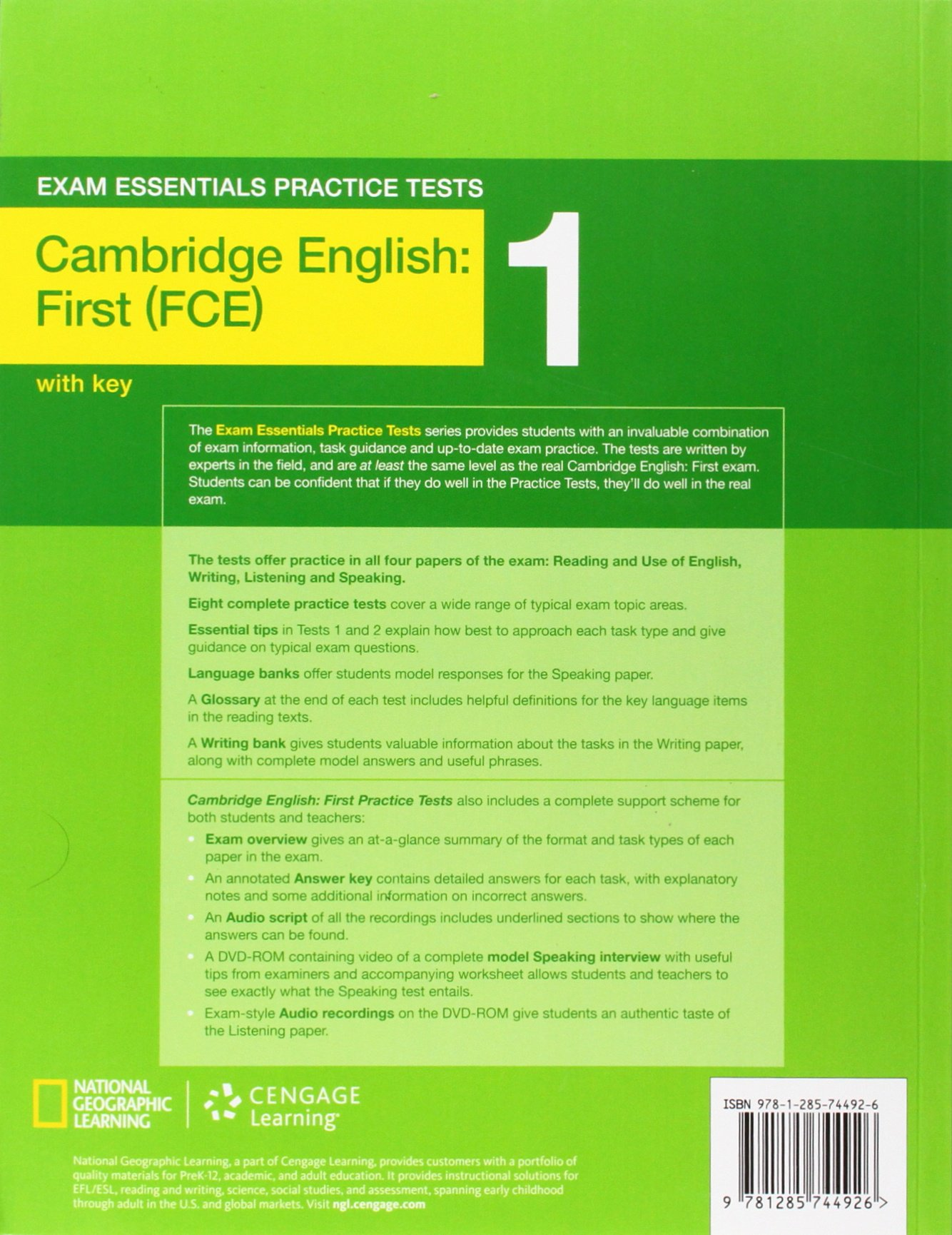 Cambridge english first fce exam essentials practice tests 1 helbling languages exam essentials cambridge first practice tests amazon de charles
