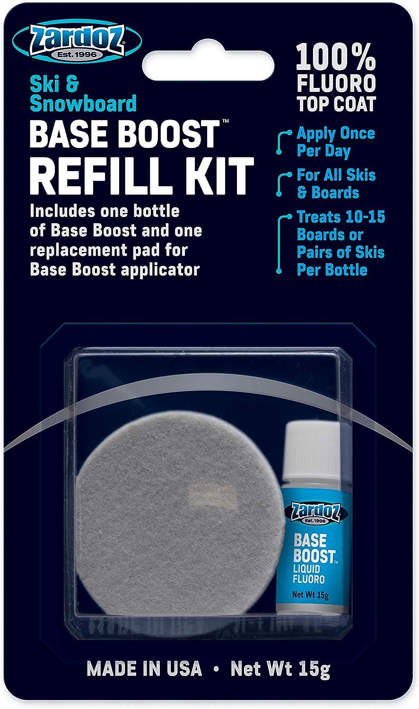 Zardoz Base Boost 15g Refill with Felt Applicator Pad
