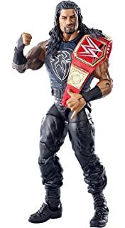 WWE ROMAN REIGNS WRESTLEMANIA FIGURE WITH BREAKABLE TABLE,NEW