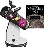 Orion FunScope Astro Dazzle 4.5 Inch Reflector Telescope
