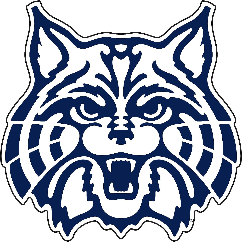 Team Color FANMATS NCAA Arizona Wildcats Unisex Arizona Wildcats Decal Die Cutarizona Wildcats Decal Die Cut 8x8
