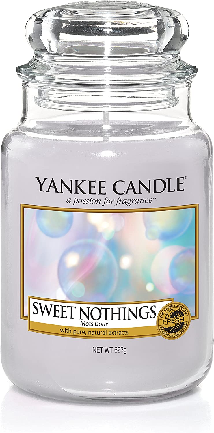 Yankee Candle Large Jar Scented Candle