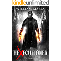 Phantom (The Hexecutioner Book 8) book cover