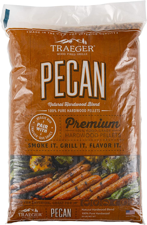 Traeger Grills Pecan Hardwood Pellets