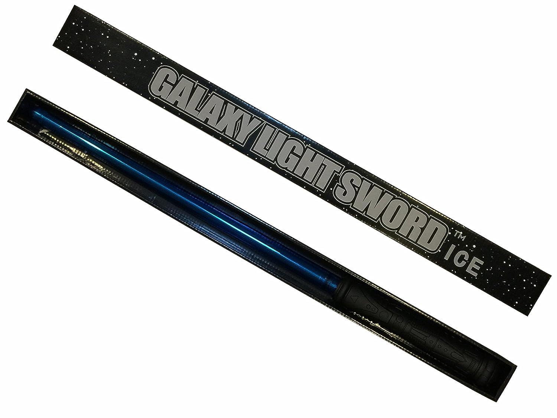 Amazon.de:Galaxy ICE Lichtschwert - DELUXE blaues leuchten Schwert ...