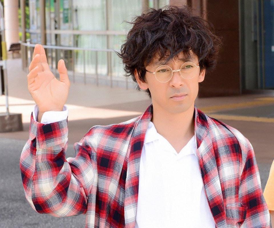 滝藤賢一 『探偵が早すぎる』千曲川光(ちくまがわ ひかる) Android(960×800)待ち受け画像