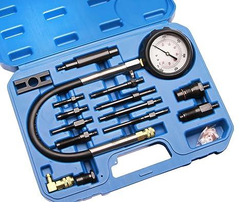 Comprobador de compresión Motor Diésel kompressionstester Motores Diésel