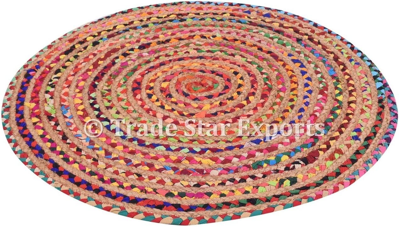 Round Braided Rug