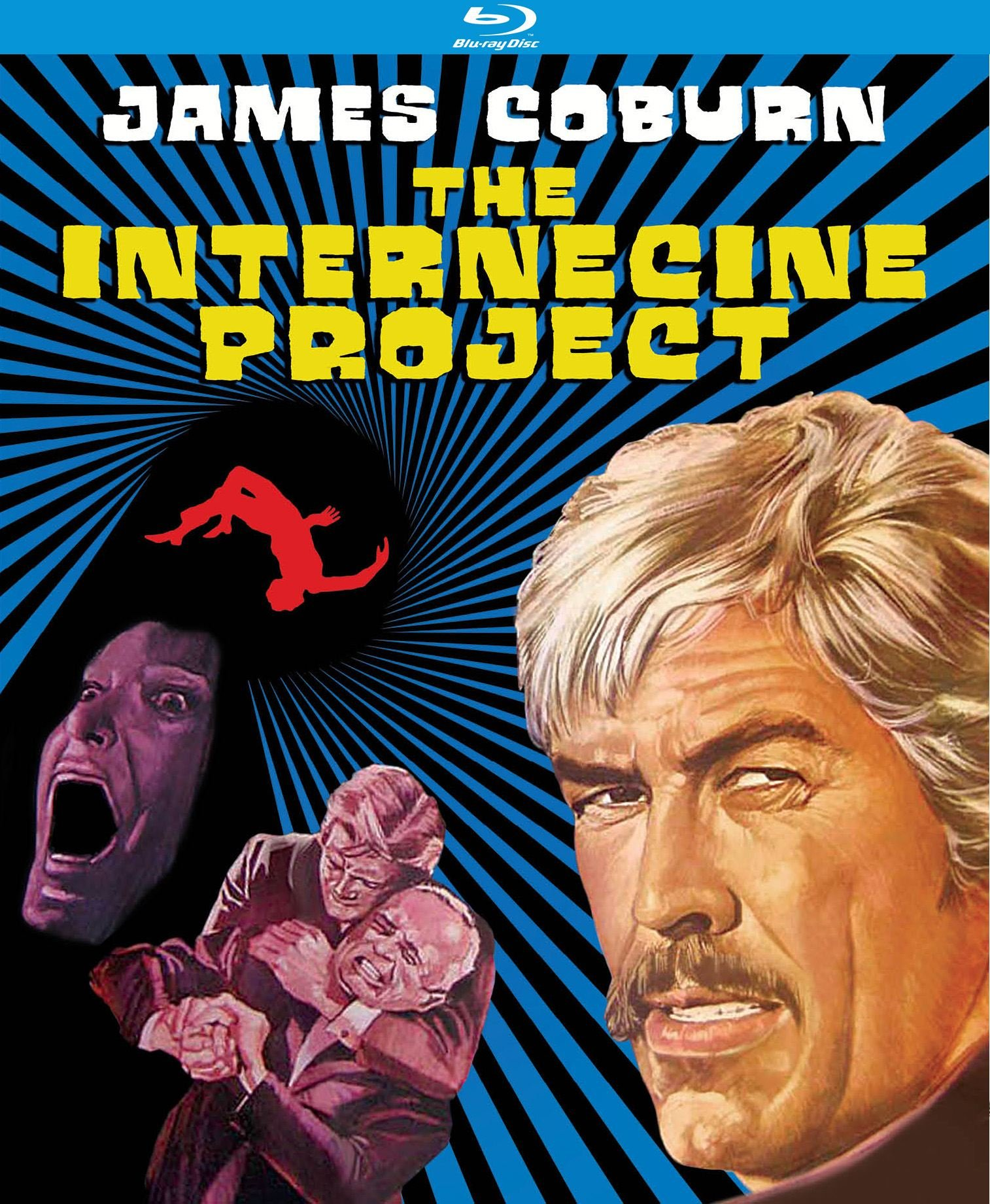 The Internecine Project (1974) [Blu-ray]
