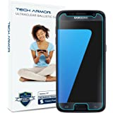 Galaxy S7 Glass Screen Protector, Tech Armor Premium Ballistic Glass Samsung Galaxy S7 Screen Protectors [1]