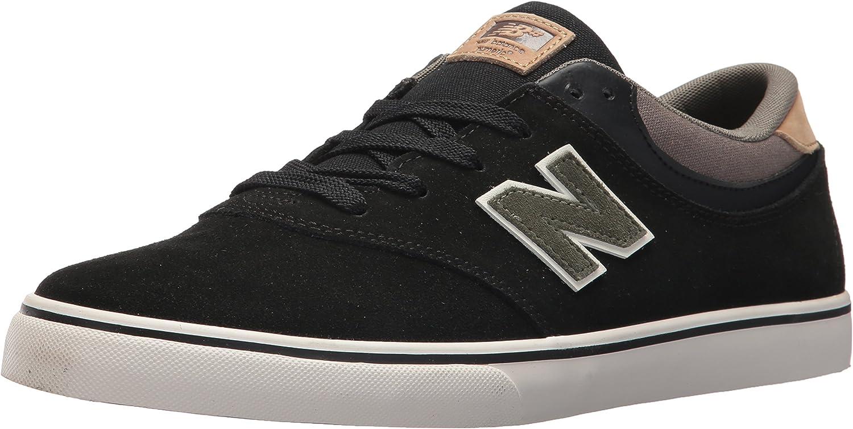 New Balance Numeric Quincy 254 Black