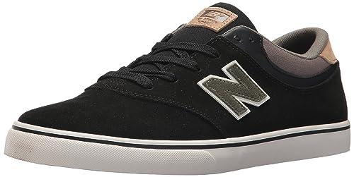New Balance 254 Black & Olive Shoes